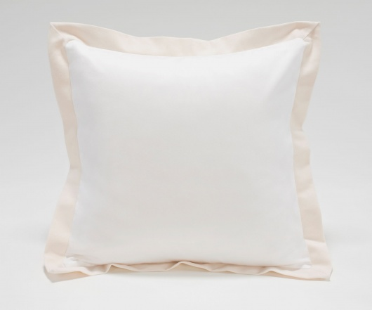 Canvas Flange Pillow