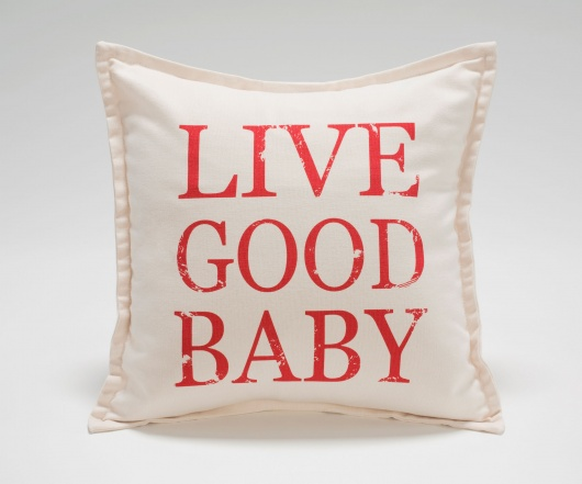 Live Good Baby Pillow