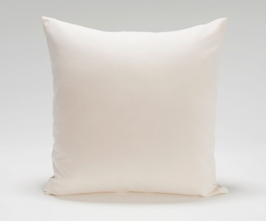 Solid Canvas Pillow